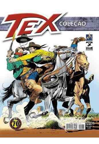 Hq Gibi - Tex Coleção 461  - Vitoria Esportes