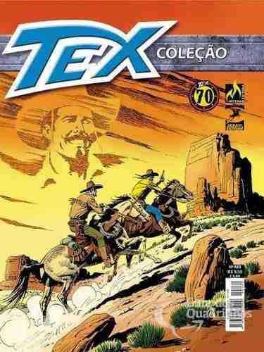Hq Gibi - Tex Coleção 460  - Vitoria Esportes