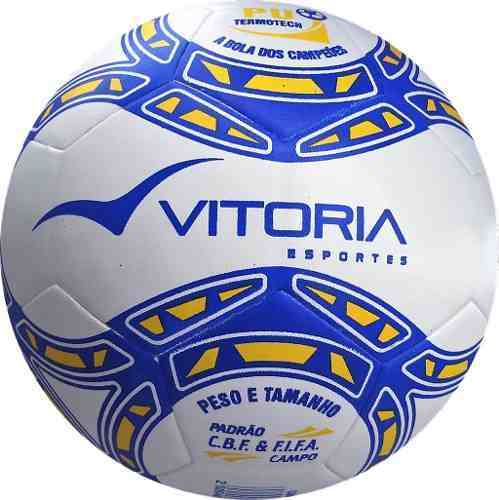 Bolas Futebol De Campo Oficial Vitoria Pu  - Vitoria Esportes