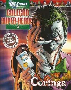 Revista Dc Comics Edição 3 - Coringa Eaglemoss Dc Comics  - Vitoria Esportes