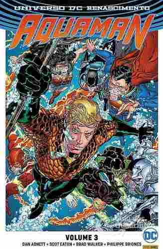 Hq Gibi Aquaman Dc Renascimento 03  - Vitoria Esportes