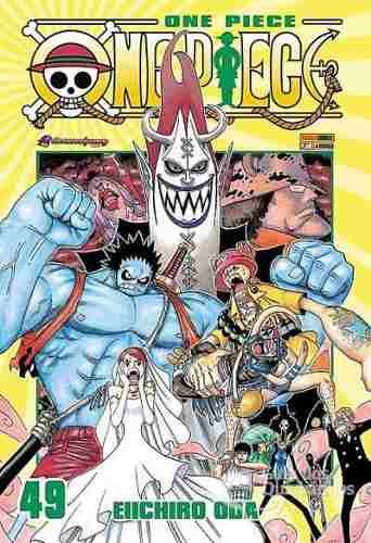 Hq Mangá One Piece 49  - Vitoria Esportes