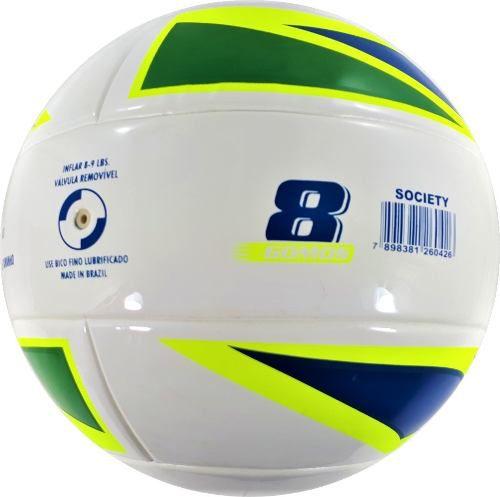 Bola Oficial Futebol Liga Sete / Society Com 2 Unidades  - Vitoria Esportes