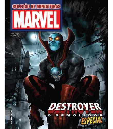 Revista Marvel Edição Especial - Destroyer Eaglemoss  - Vitoria Esportes