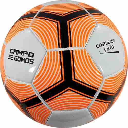 Bola Futebol De Campo Oficial Costurada Pu Kit Com 4  - Vitoria Esportes