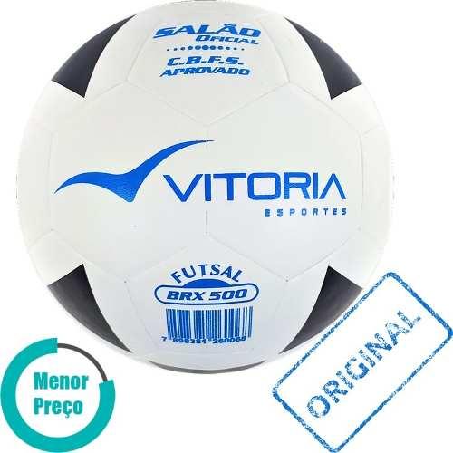Bola Futsal Profissional Barata Vitoria Oficial Brx 500