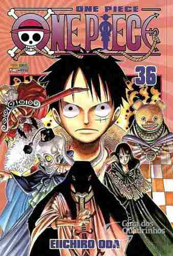 Hq Mangá One Piece 36  - Vitoria Esportes