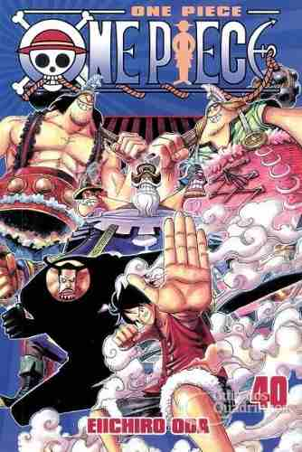 Hq Mangá One Piece 40  - Vitoria Esportes