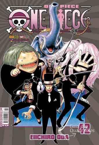 Hq Mangá One Piece 42  - Vitoria Esportes