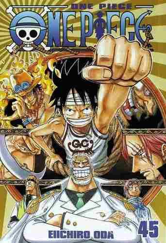 Hq Mangá One Piece 45  - Vitoria Esportes