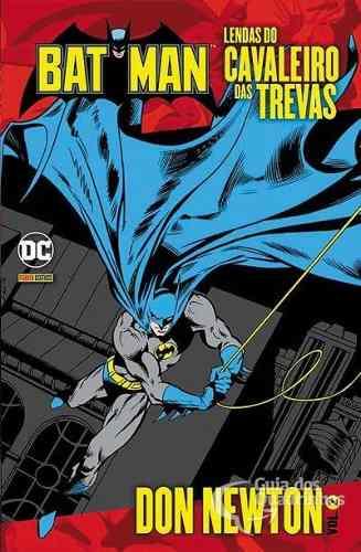 Hq Gibi - Batman - Lendas Do Cavaleiro Das Trevas N° 2  - Vitoria Esportes
