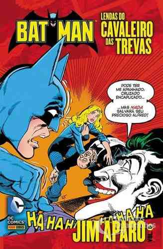 Hq Gibi - Batman - Lendas Do Cavaleiro Das Trevas N° 6  - Vitoria Esportes