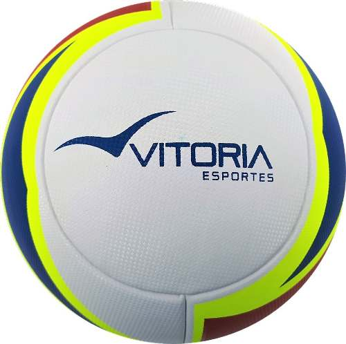 Bola Futsal Vitória Oficial Termofusion 8 Gomos MX 1000  - Vitoria Esportes