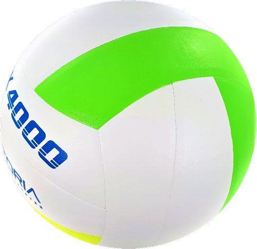 Bola Volei Oficial Vitoria Mx 4000 Verde  - Vitoria Esportes