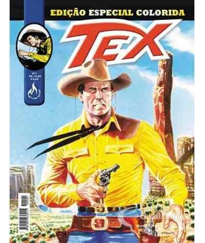 Tex Edição Especial Colorida N° 1  - Vitoria Esportes