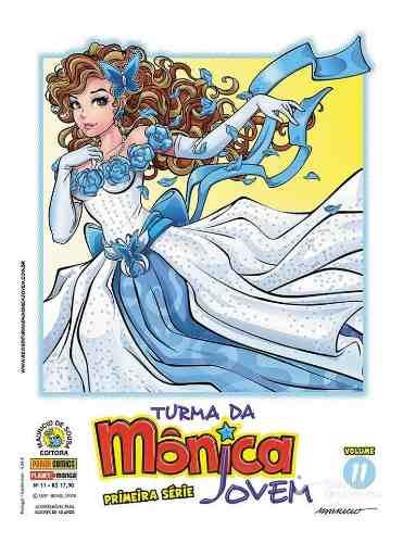 Turma Da Mônica Jovem - Primeira Série N° 11  - Vitoria Esportes