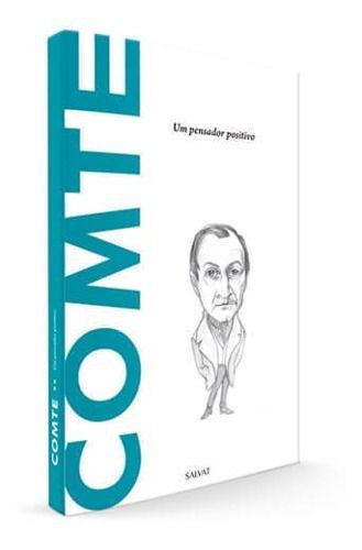 Descobrindo A Filosofia - Comte Ed.57 - Salvat  - Vitoria Esportes