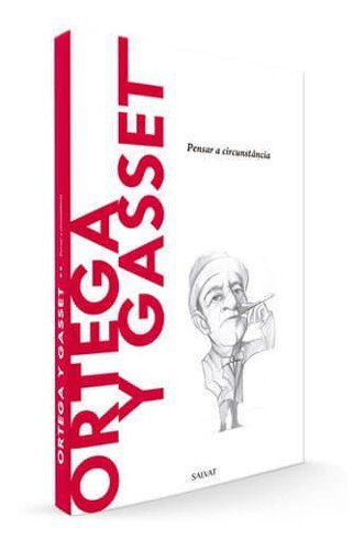Descobrindo A Filosofia - Ortega Y Gasset Ed.59 - Salvat  - Vitoria Esportes