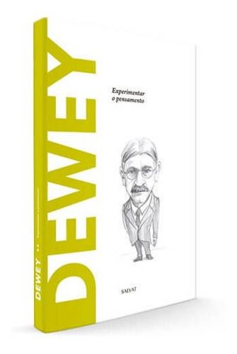 Descobrindo A Filosofia - John Dewey Ed.50 - Salvat  - Vitoria Esportes