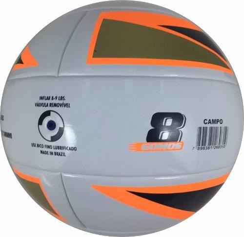 Bola Futebol De Campo Oficial 2 Unidades + Bomba De Ar