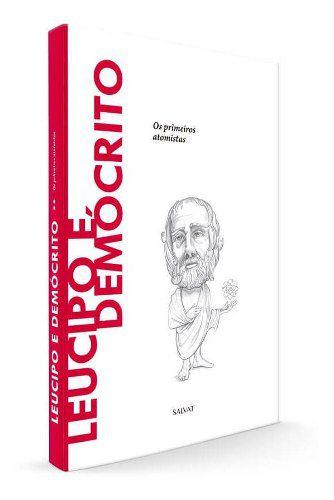 Descobrindo A Filosofia - Leucipo E Demócrito Ed.44 - Salvat  - Vitoria Esportes