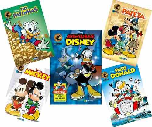 10 Gibi Hq Disney 2019 Numeros A Escolher Sem Repetição  - Vitoria Esportes