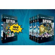 Batman Terra De Ninguém Completo 6 Ed Novo Lacrado Eaglemoss