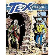 Revista Hq Gibi - Tex Coleção 411
