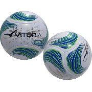 Kit 2 Bolas Futsal Vitória Oficial Ouro Max 500 Profi Az