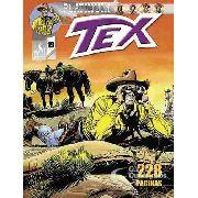 Revista Hq Gibi - Tex Platinum 19 - Testemunhas De Acusação