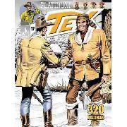 Revista Hq Gibi - Tex Platinum 17 - O Deus Canibal