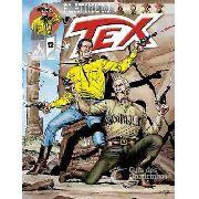 Revista Hq Gibi - Tex Platinum 12 - A Fera Humana