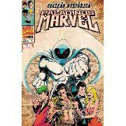 Hq Gibi Coleção Histórica Paladinos Marvel 3