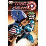 Hq Gibi Capitão América Nova Série 08 Marvel