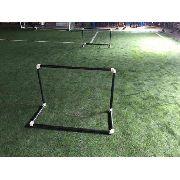 Kit Mini traves para treinamento tamanho profissional em pvc Vitoria Esportes (goleirinhas)