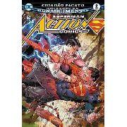 Hq Gibi Action Comics Renascimento 9 Dc
