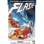 Hq Gibi Flash Universo Dc Renascimento - Vol. 3