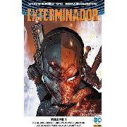 Hq Gibi Exterminador Universo Dc Renascimento - Vol. 1