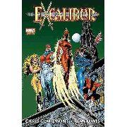 Hq Gibi - Excalibur Origem - Marvel