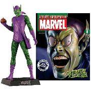 Revista Marvel Edição 8 - Duende Verde Eaglemoss