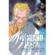 Hq Mangá Vinland Saga 08