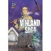 Hq Mangá Vinland Saga 10