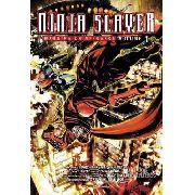 Hq Mangá Ninja Slayer 01