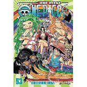 Hq Mangá One Piece 53