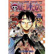 Hq Mangá One Piece 36
