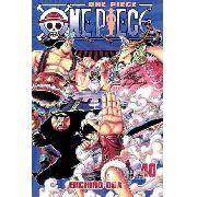 Hq Mangá One Piece 40