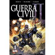Hq Gibi - Guerra Civil Il Minissérie N° 1 - Marvel