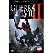Hq Gibi - Guerra Civil Il Minissérie N° 4 - Marvel