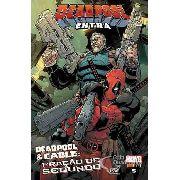 Hq Gibi - Deadpool Extra N° 5 - Marvel
