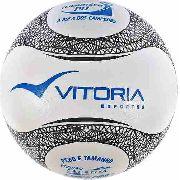 Bola Futebol De Campo Oficial Vitoria Termotec Pu Barata